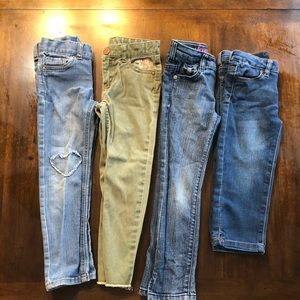 4t jean lot 4t clothing lot